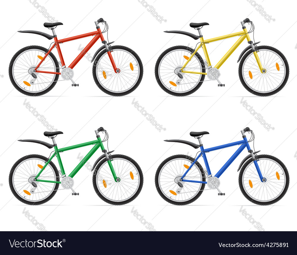 Bicycle 03 vector | Price: 3 Credit (USD $3)