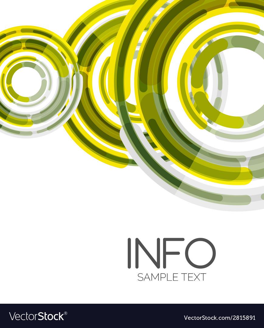 Futuristic design elements hi-tech layout vector | Price: 1 Credit (USD $1)