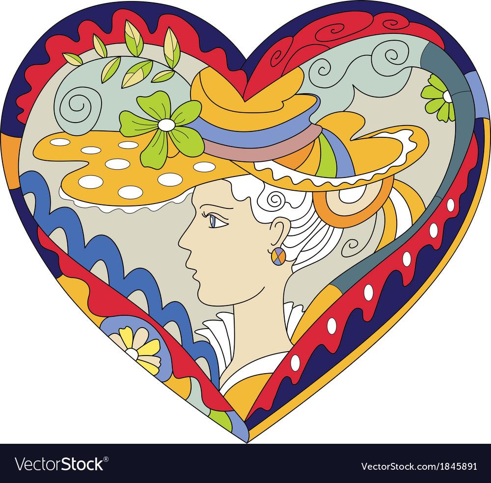 Heart4 vector | Price: 1 Credit (USD $1)