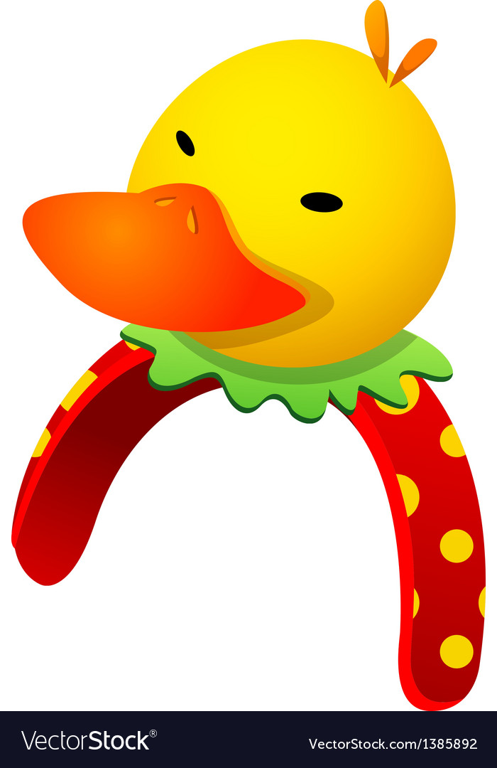 Icon duck hairband vector | Price: 1 Credit (USD $1)