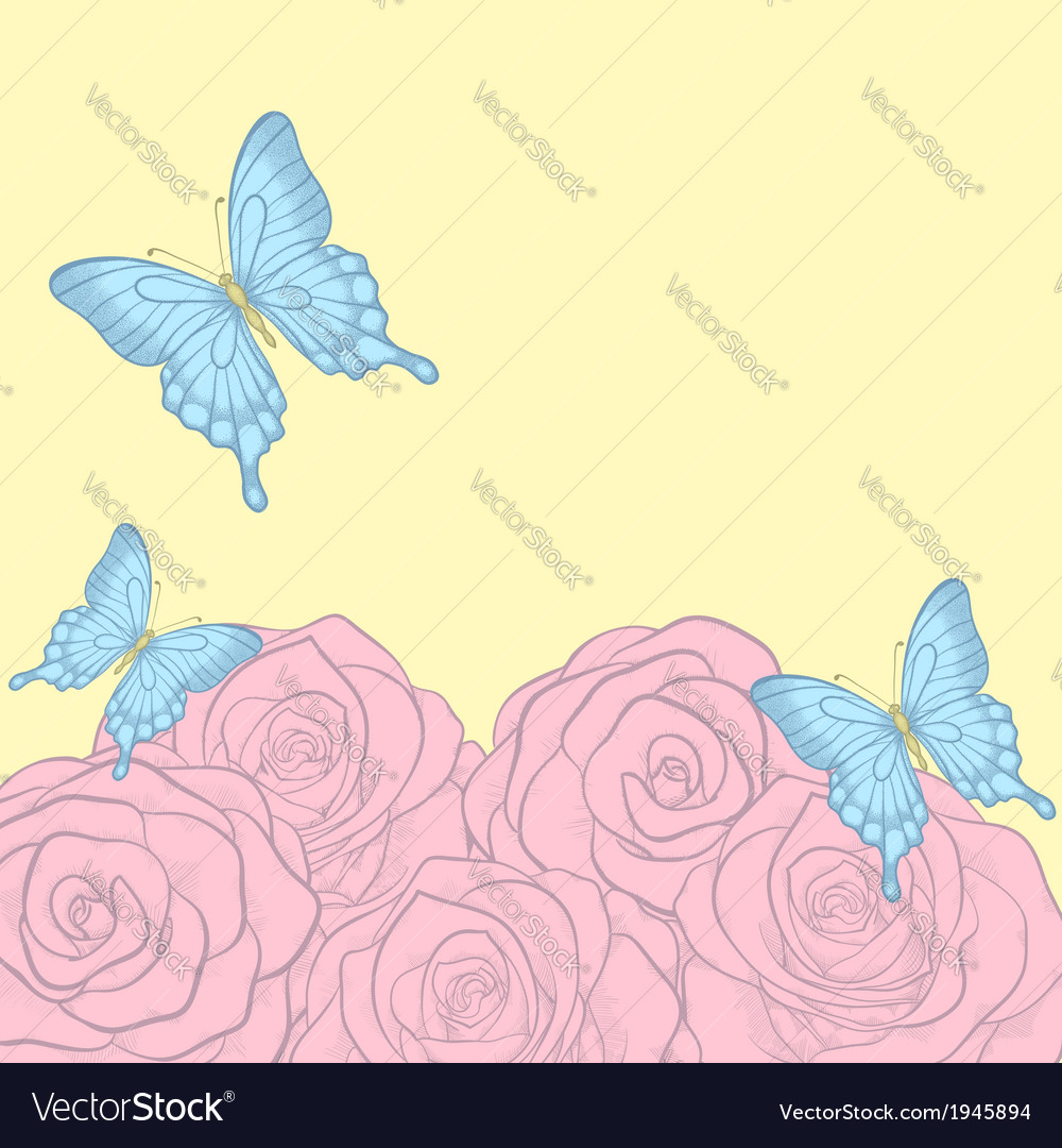 Background for greeting cards vector | Price: 1 Credit (USD $1)