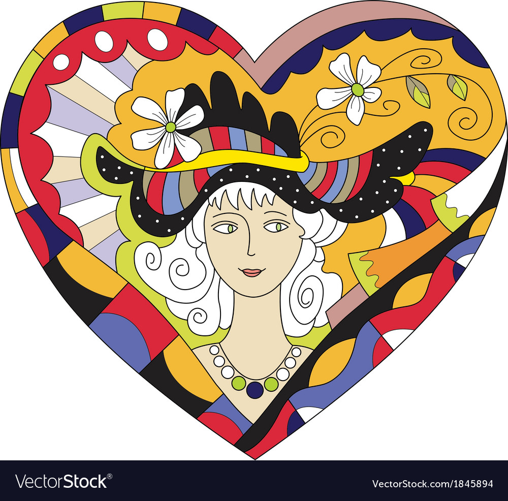 Heart5 vector | Price: 1 Credit (USD $1)