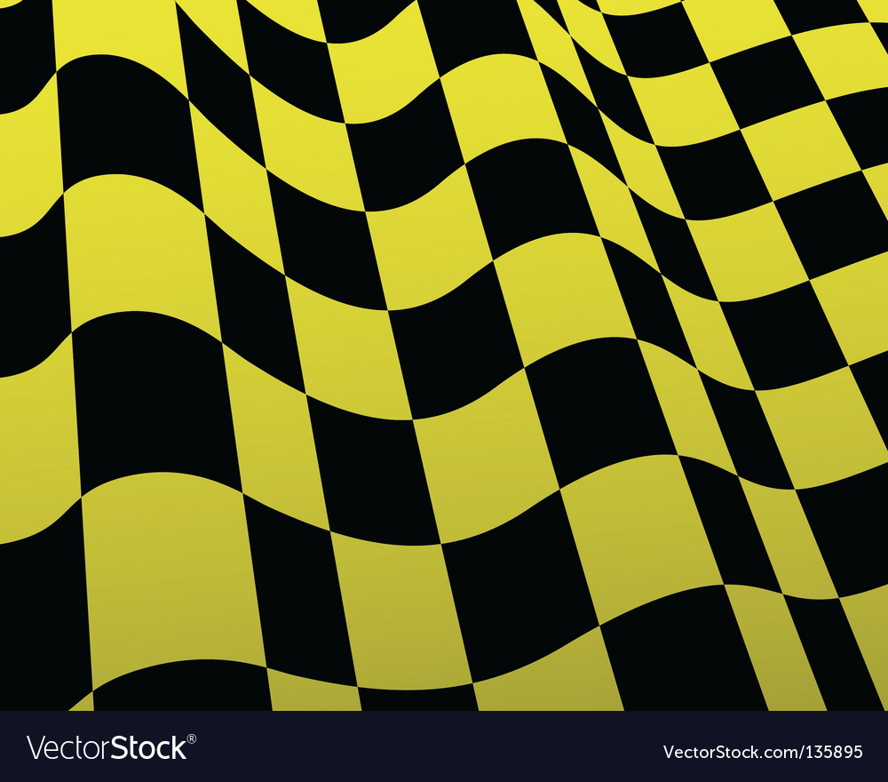 Checked flags vector | Price: 1 Credit (USD $1)