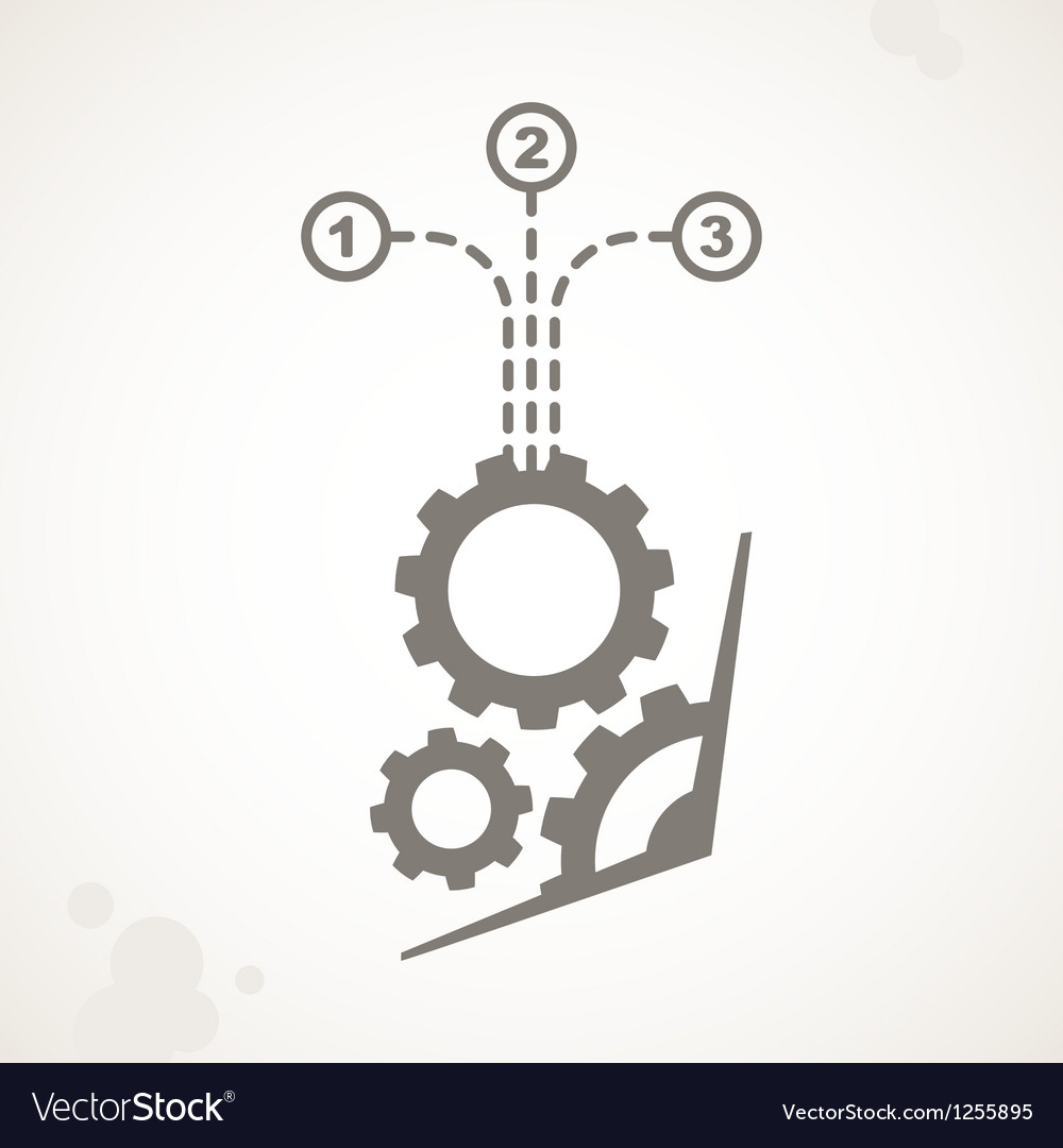 Components vector | Price: 1 Credit (USD $1)