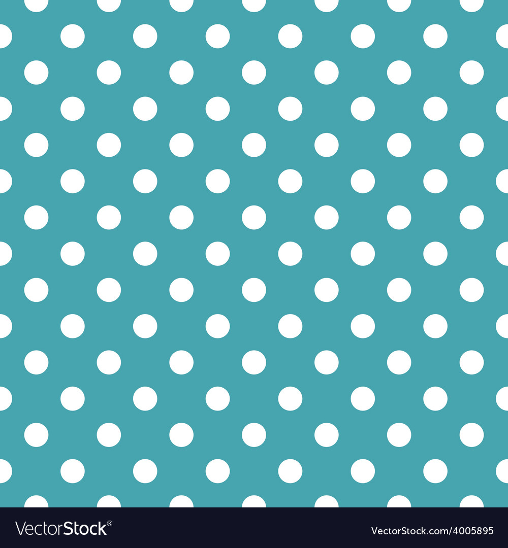Tile mint green pattern or seamless background vector | Price: 1 Credit (USD $1)