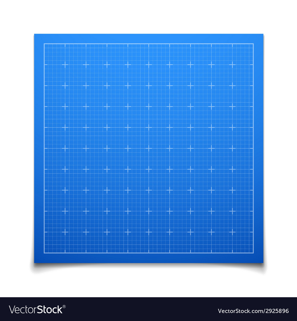 Blue isolated square grid with shadow vector   Price: 1 Credit (USD $1)