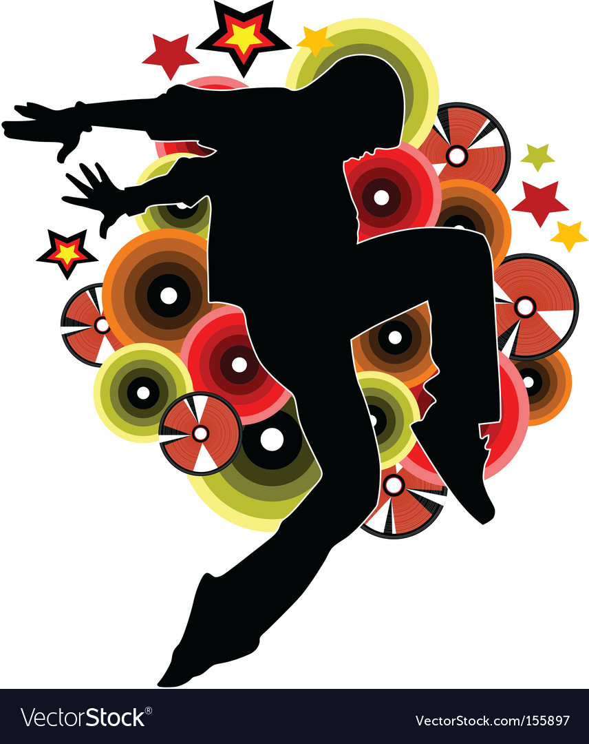 New dance vector | Price: 1 Credit (USD $1)