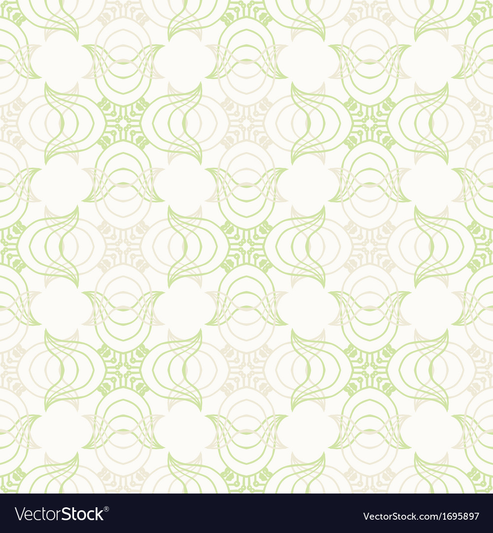 White luxurious pattern vector | Price: 1 Credit (USD $1)
