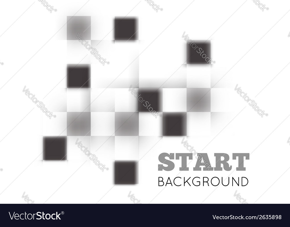 Checkered abstract background vector | Price: 1 Credit (USD $1)