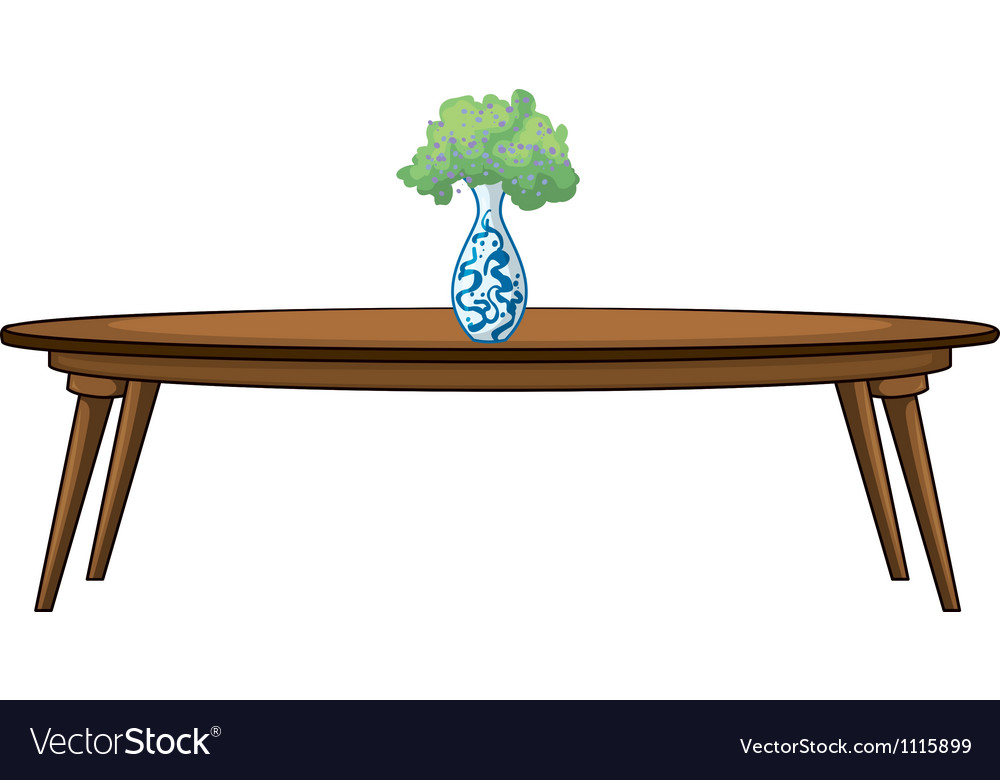 Table vector | Price: 1 Credit (USD $1)