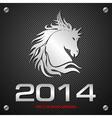 2014 horse background vector