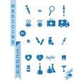 Health  medicine icons vector