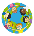 Children world vector