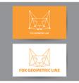 Fox geometric line vector