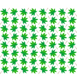 Maple leaves seamless background vector