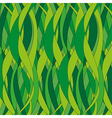 Background of green plants vector