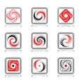 Spiral movement vector