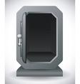Security box design vector