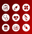 Medicaliconsetcollection vector