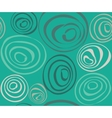 Abstract seamless green background vector