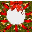Christmas wreath design 155 converted vector