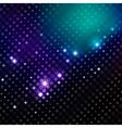 Night disco vector