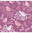 Nature bird wallpaper vector