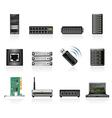 Network hardware vector