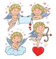 Cupids kids 2 vector