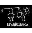 Breakdance vector