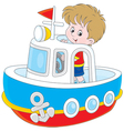 Little seaman vector