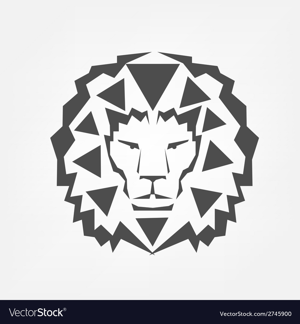 Lion head vector   Price: 1 Credit (USD $1)