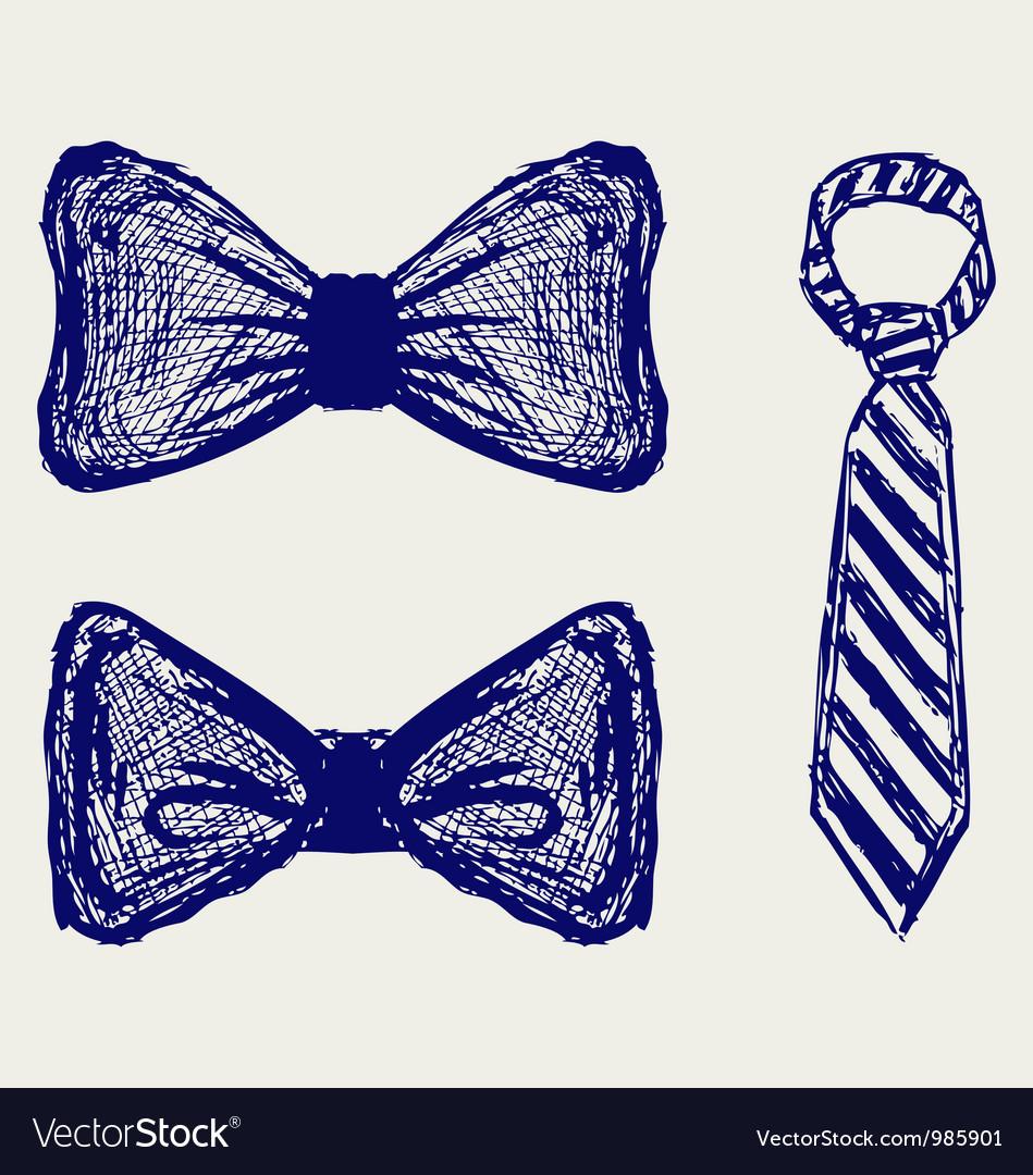 Tie vector | Price: 1 Credit (USD $1)