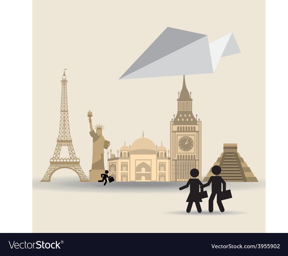 Paper dreams design vector | Price: 1 Credit (USD $1)