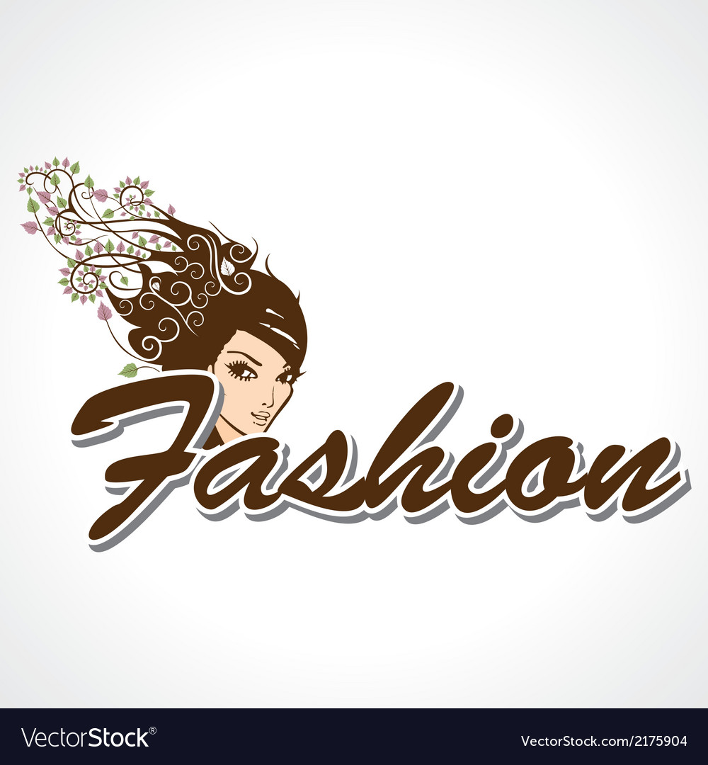 Stylish fashion text vector | Price: 1 Credit (USD $1)
