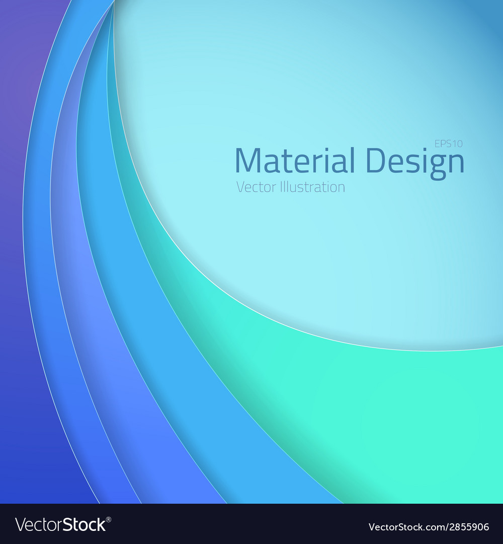 Bright colorfull material design abstract lines vector   Price: 1 Credit (USD $1)