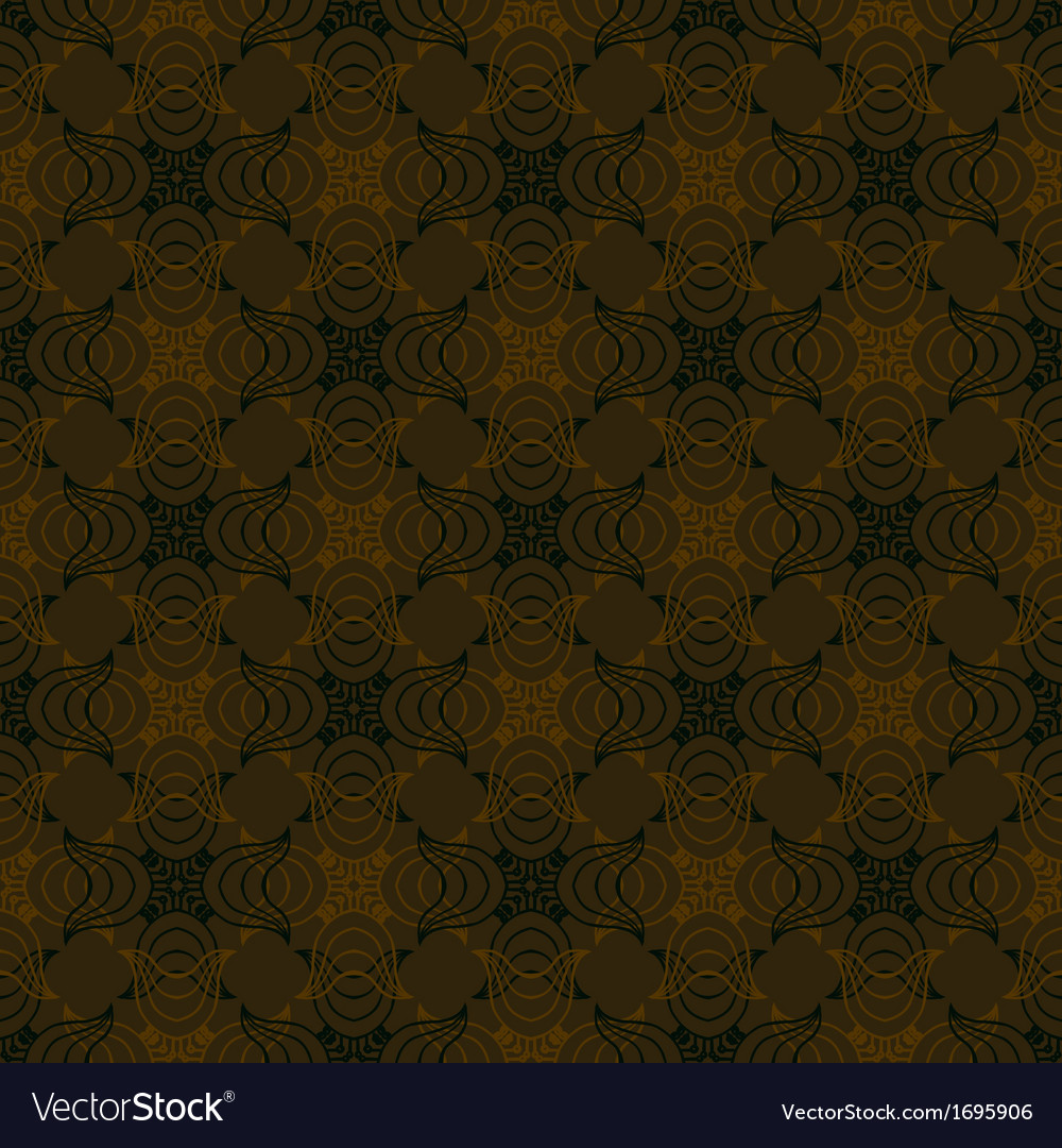 Vintage pattern in organic colors vector | Price: 1 Credit (USD $1)