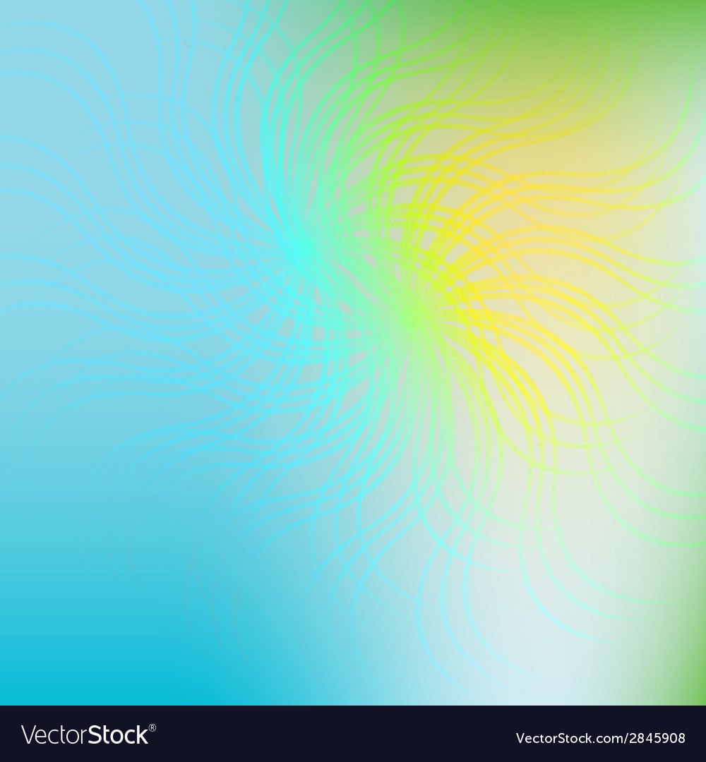 Abstract swirl colorful background vector | Price: 1 Credit (USD $1)