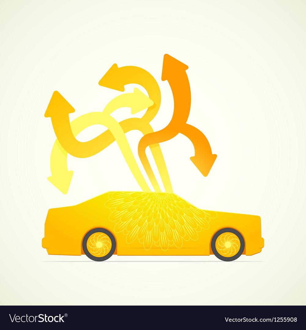 Car designer vector | Price: 1 Credit (USD $1)