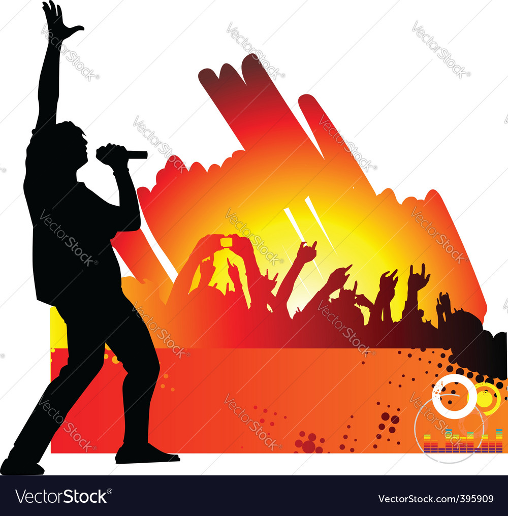 Party time vector | Price: 1 Credit (USD $1)