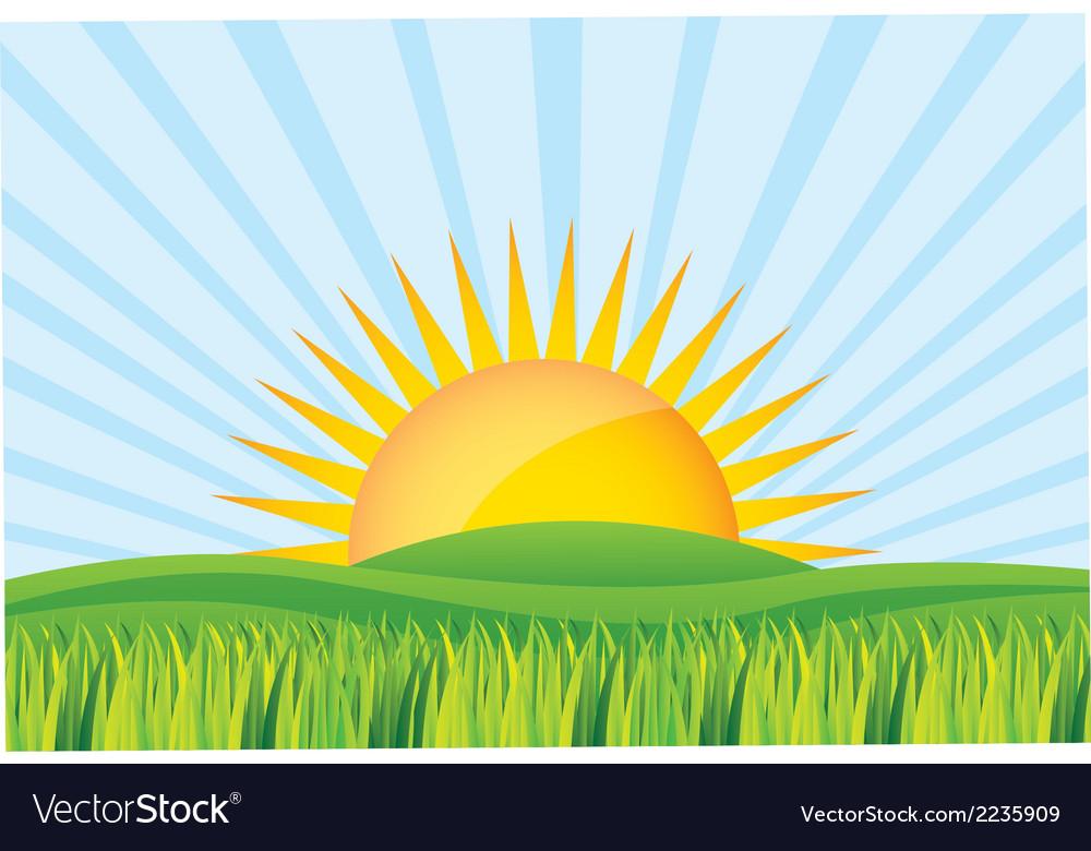 Sunrise vector   Price: 1 Credit (USD $1)