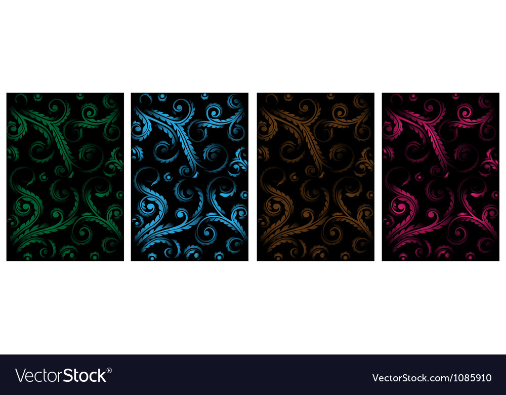 Abstract curve background vector | Price: 1 Credit (USD $1)