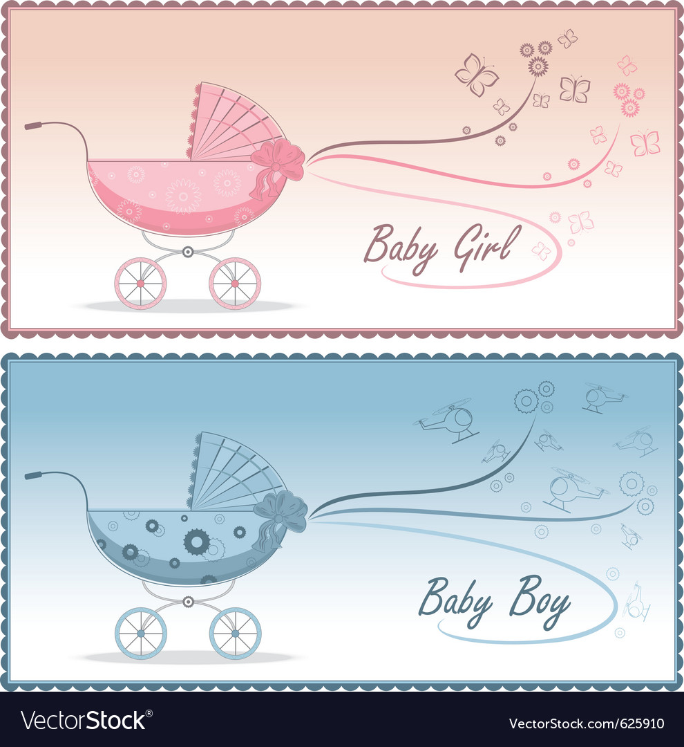 Baby prams vector | Price: 1 Credit (USD $1)