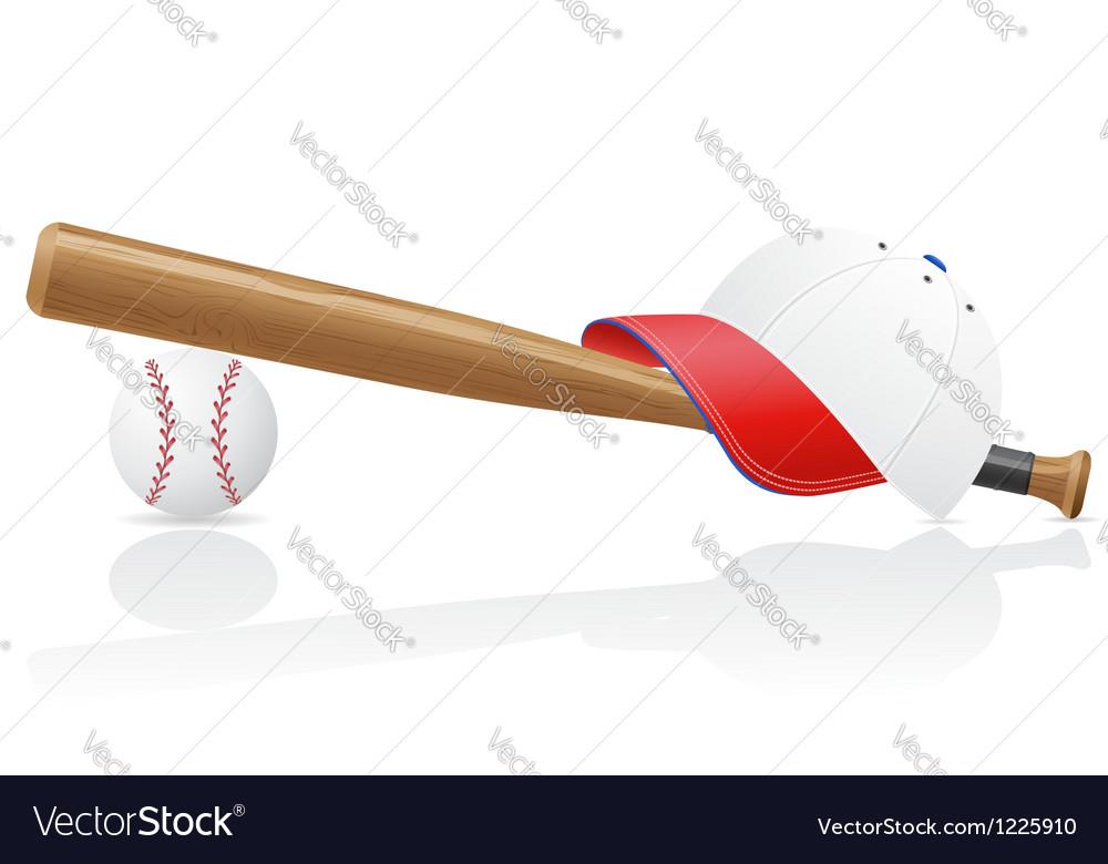 Baseball 04 vector | Price: 3 Credit (USD $3)
