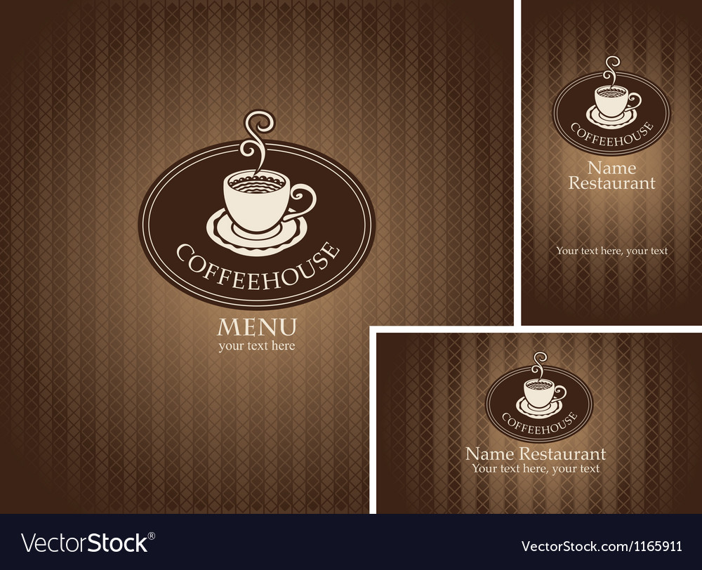 Menus and business cards vector | Price: 1 Credit (USD $1)