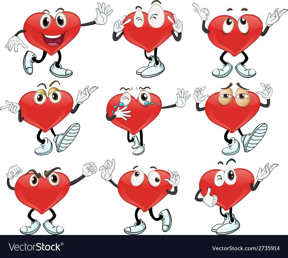 Hearts vector   Price: 1 Credit (USD $1)