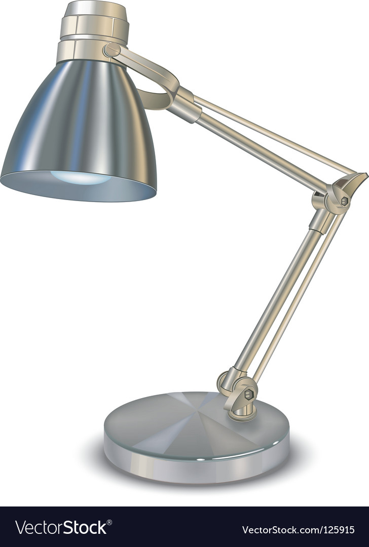 Lamp vector | Price: 1 Credit (USD $1)