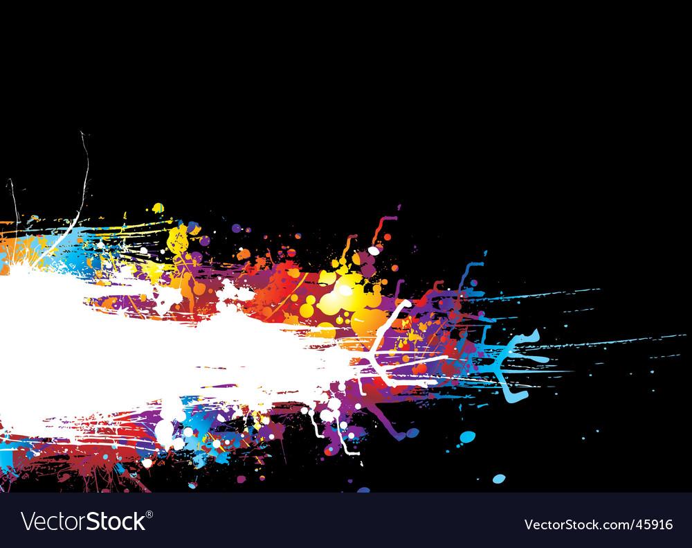 Rainbow drag band vector | Price: 1 Credit (USD $1)