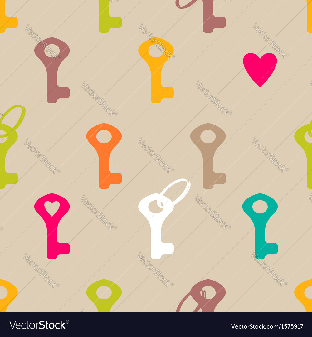 Key pattern vector | Price: 1 Credit (USD $1)