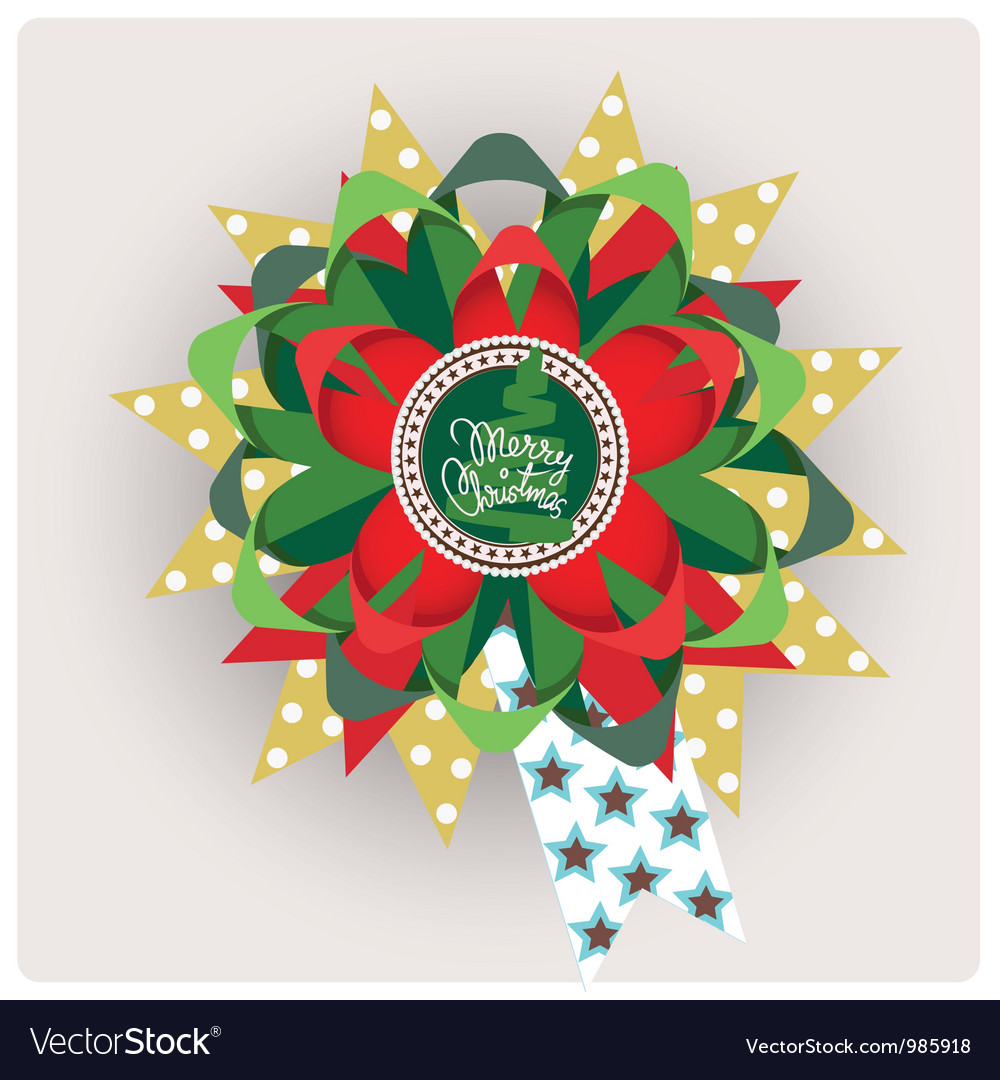 Christmas design element vector | Price: 1 Credit (USD $1)